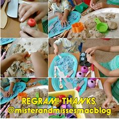 Moonsand!! Thanks to @misterandmissesmacblog for another great therapy toy recommendation. Do you any of you use it, in your practices and classrooms? - - click on pin for more! - Like our instagram posts? Please follow us there at instagram.com/pediastaff