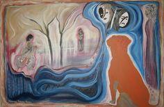 Narrative Paintings - Deborah Osborn Berra