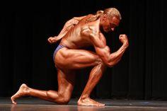 Bodybuilder Robert Cheeke has been a vegan since age 15. View 10 buff #vegan men.