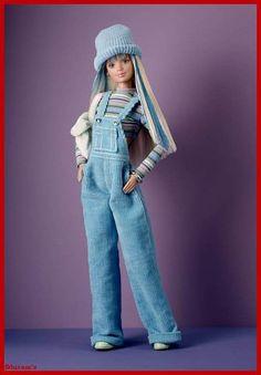 1997 Cool Blue Barbie