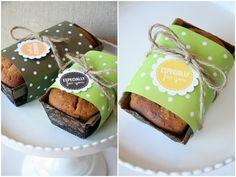 Free  printable tags for homemade food gifts..
