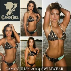 CamoGirl™ Swimwear
