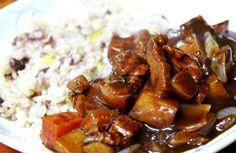 Jajangbap (Black bean sauce rice) | All That Korea