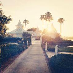 Another beautiful sunny day at Disney's Wedding Pavilion #Disney #Florida #wedding
