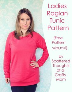 20+ Best Free Tunic Patterns To Sew - AppleGreen Cottage