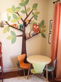 Cute playroom idea