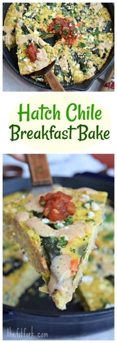 Hatch Chile Breakfas