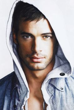 William Levy!! Seriously my husband has to have colored eyes lol
