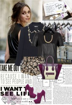 """All of the lights"" by hug-voldemort ❤ liked on Polyvore"