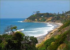 Carlsbad. Perfect CA beach town. If I could live anywhere it would be here!