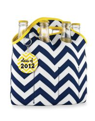 6 pack cooler tote. a tailgating MUST HAVE.