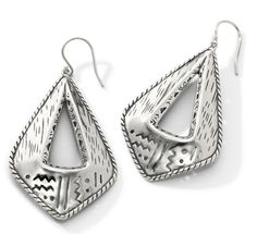 Taos Earrings from the #Silpada Heritage Collection