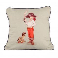 """Ahoy There"" Cushion"