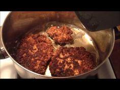Taking the Challenge: 100% Food storage dinner starring Oatmeal Steaks