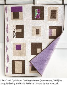 I can't pick just one. From Quilting Modern.