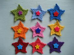 Teeny Tiny Star tutorial from the wonderful Lucy at Attic24