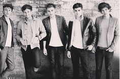 One Direction teen vouge