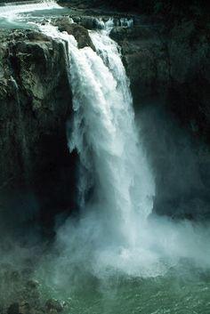 Snoqualmie Falls, WA   © Marsha K. Russell
