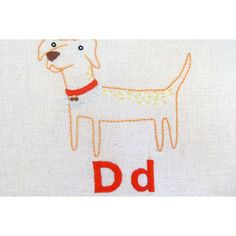 D: Dog & Darling Embroidery Patterns