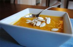 Guest Post: Butternut Squash Soup - Test Kitchen Tuesday   Made it!