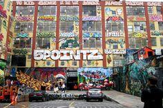 5Pointz, NYC