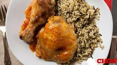 TALK CHOW: TART AND TANGY APRICOT BAKED CHICKEN