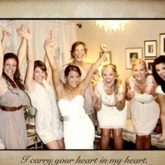 Me and my girls....Morgan,@Lydia Briley,Kayla,@Courtney Thomas,and Shannelle