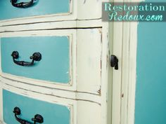 Chalk Paint® Review and Buffet Makeover - Restoration Redoux