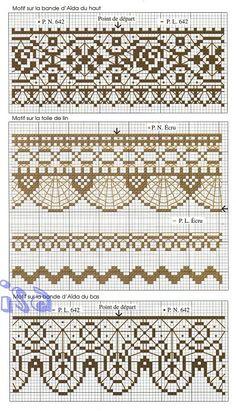(3) Gallery.ru / Foto # 1 - 16 - lutarcik.. borduren, books, cross stich, crossstitch pattern, broderi, cross stitch, border, cross time, embroideri