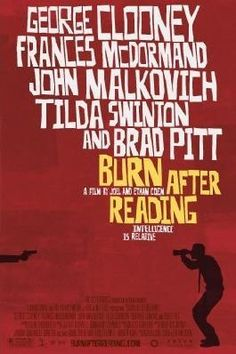 Burn After Reading  The Cohen Brothers