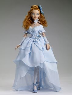 Blue Butterfly - GLINDA, THE GOOD WITCH OF THE NORTH