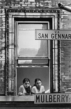 Masao Gozu, In New York, 1971