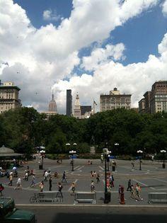 Union Square #NYC