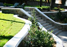 """Great Ideas For Landscaping Slopes On Your Tulsa Property """" Does a slope in your landscape have you stumped because you can't quite figure what to do with it? Numerous Tulsa residents find themselves..."""