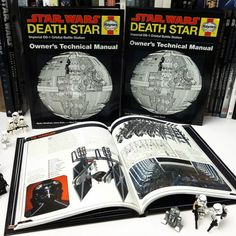 Star Wars Death Star Owner's Technical Manual
