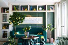 Green tones galore