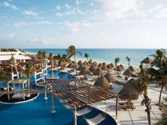 Excellence Playa Mujeres -Mexico here we come!!