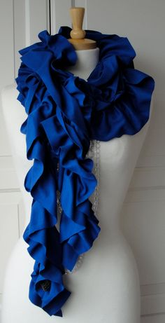 Royal blue from a royal country.