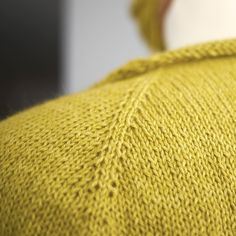 Calculating Stitch Increase for Top-Down Raglan Shaping – Knitter's Simultaneous Equation.