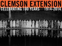 Clothes Home Demonstration from 1949. Image courtesy of Clemson University Special Collections. #ClemsonExt100