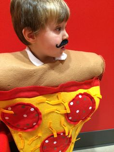 Mini-costume de pizz