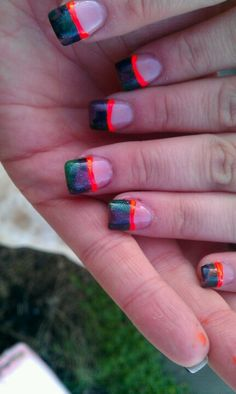 camo nails ;) on Pinterest | Camo Nails, Camo Nail Art and Camo