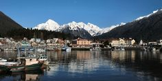 Sitka, Alaska.    One of our fav places - great Halibut fishing!