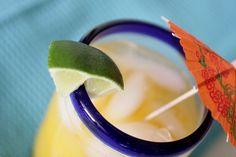 Sunrise Margaritas…