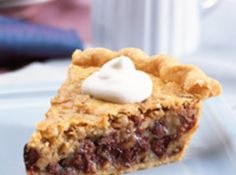 "Nestle ""Toll House"" Chocolate Chip Pie"