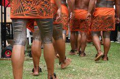 Pasifika Festival 2013, Auckland - Samoan men