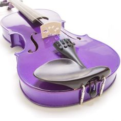 I used to own a purple violin :3