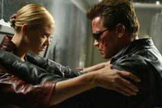 Terminator 3:Rise of the Machines(2003)USA | Germany | UK__My Rating:6.0__Director:Jonathan Mostow__Stars:Arnold Schwarzenegger、Kristanna Loken、Nick Stahl、Claire Danes