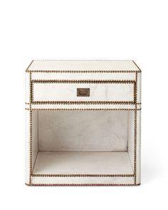 Marseilles nightstand by Restoration Hardware