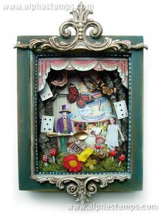 The Mad Hatter's Tea by Nichola Battilana